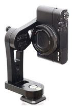 pocketPANO COMPACT nodal head for Sony RX100 III / IV / V
