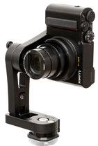 pocketPANO COMPACT Nodalpunktadapter für die PANASONIC TZ202 / TZ200 / ZS200