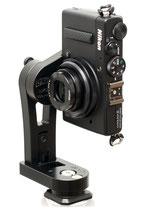 pocketPANO COMPACT nodal head for Nikon Coolpix A