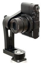 pocketPANO COMPACT nodal head for Sony RX100 II