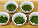 【鑑定茶葉/テイスティング】日本茶鑑定基礎 茶期判定 荒茶 試験対策