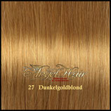 REMI GOLD KOLLEKTION STRAIGHT - DUNKEL GOLDBLOND GLATT