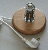 Pied blindé - lampe de cristal de sel