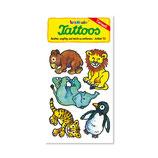 Tattoos Dschungeltiere