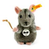 Steiff: Piff Maus 10 cm grau