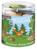 Stempelbox Waldtiere