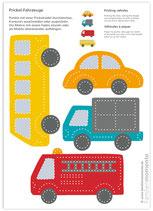 Bastelbogen Fahrzeuge