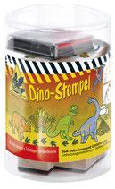 Stempelbox Dinosaurier