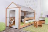Kinderhausbett La Maison