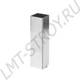 Стаканы квадратные для пары столбов арт. 40440, сечение 80х80 мм