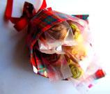 花束のマドレーヌ 花や菓 8個セット