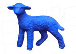 Blue Lamb (DE: Blaues Lamm) +++ Version suitable for shipping +++