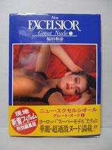 NEW EXCELSIOR ニュー・エクセルシオール  外国人 写真集 「グレート・ヌード 1」 福田和彦