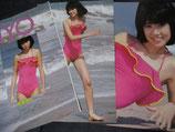 【切り抜き】松本伊代 50ページ アイドル 水着あり