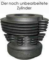 Zylinder Rudge unbearbeitet aus Grauguss