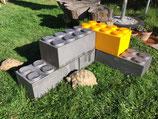 Gartenstein aus Grauguss