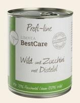 Limnea BestCare Wild und Zucchini mit Distelöl - 6x 800g