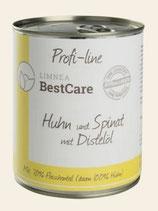 Limnea BestCare Huhn und Spinat mit Distelöl