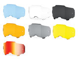 100% Armega clear replacement anti fog lenses