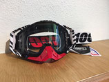 100% RACECRAFT MX GOGGLE
