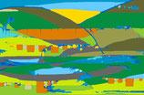 D52 - Abstrakte Landschaft