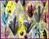 Natur - Wasserfarben auf Reispapier -auf Anfrage