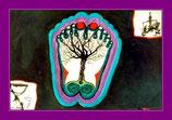 Roots - Tusche und Tempera -Auf Anfrage