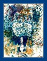 Abstruse confuse situation -  Kunstgrafik 25x17,5cm
