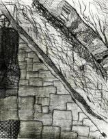 Beton - Kunstgrafik auf Anfrage