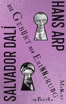 Salvador Dalí und Hans Arp