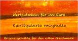 Geschenkgutschein für 100 €