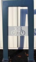APPUI VÉLO Logo Laser Vélo