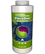 GHE - FloraDuo Grow Hard Water
