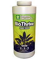 General Organics - Bio Thrive Grow