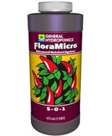 GHE - FloraMicro Soft Water