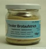 Tiroler Brotaufstrich BIO 150g im Glas