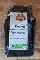 Sesam schwarz BIO 330g