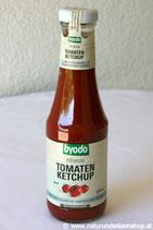 Ketchup ohne Kristallzucker BIO 500ml im Glas