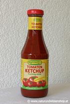 Ketchup BIO 450ml im Glas