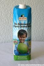 Kokoswasser BIO 1 Liter