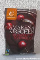 Amarena Kirschen Zartbitterschokolade BIO 50g