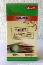 Dinkel - Lasagne Platten hell BIO 250g