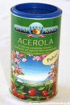 Acerola Vitamin C Pulver BIO 200g & 500g