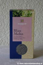 Mohn, Blau BIO 200g