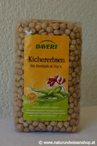 Kichererbsen BIO 500g, Faire Trade