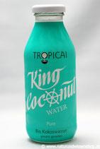 Kokosnuss King Wasser Pur BIO 350ml