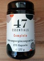 Complete - 47 Essentials 225 Kapseln