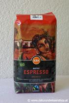 Kaffee Ganze Bohnen Espresso BIO 500g