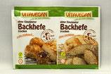 Backhefe trocken 2x9g