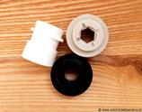 Reduzierungsset für Kangen Gerät Weiche Kunststoff